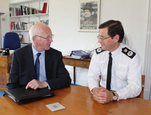 PCC: Chief Constable to leave Surrey Police to take up senior Metropolitan Police post