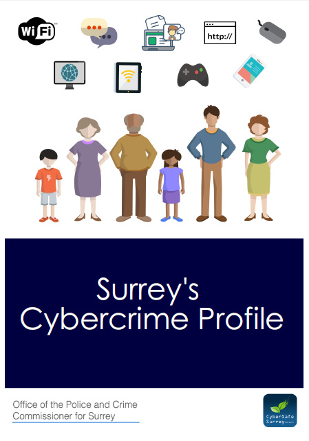 The first ever Cybercrime Profile for Surrey has been launched