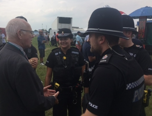 VIDEO: PCC wishes racegoers a safe and enjoyable Derby
