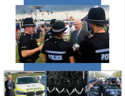 Police and Crime Commissioner publishes Annual Report