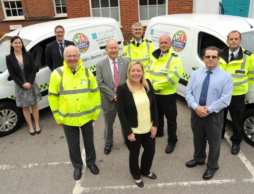 New Joint Enforcement Team begins work across Guildford