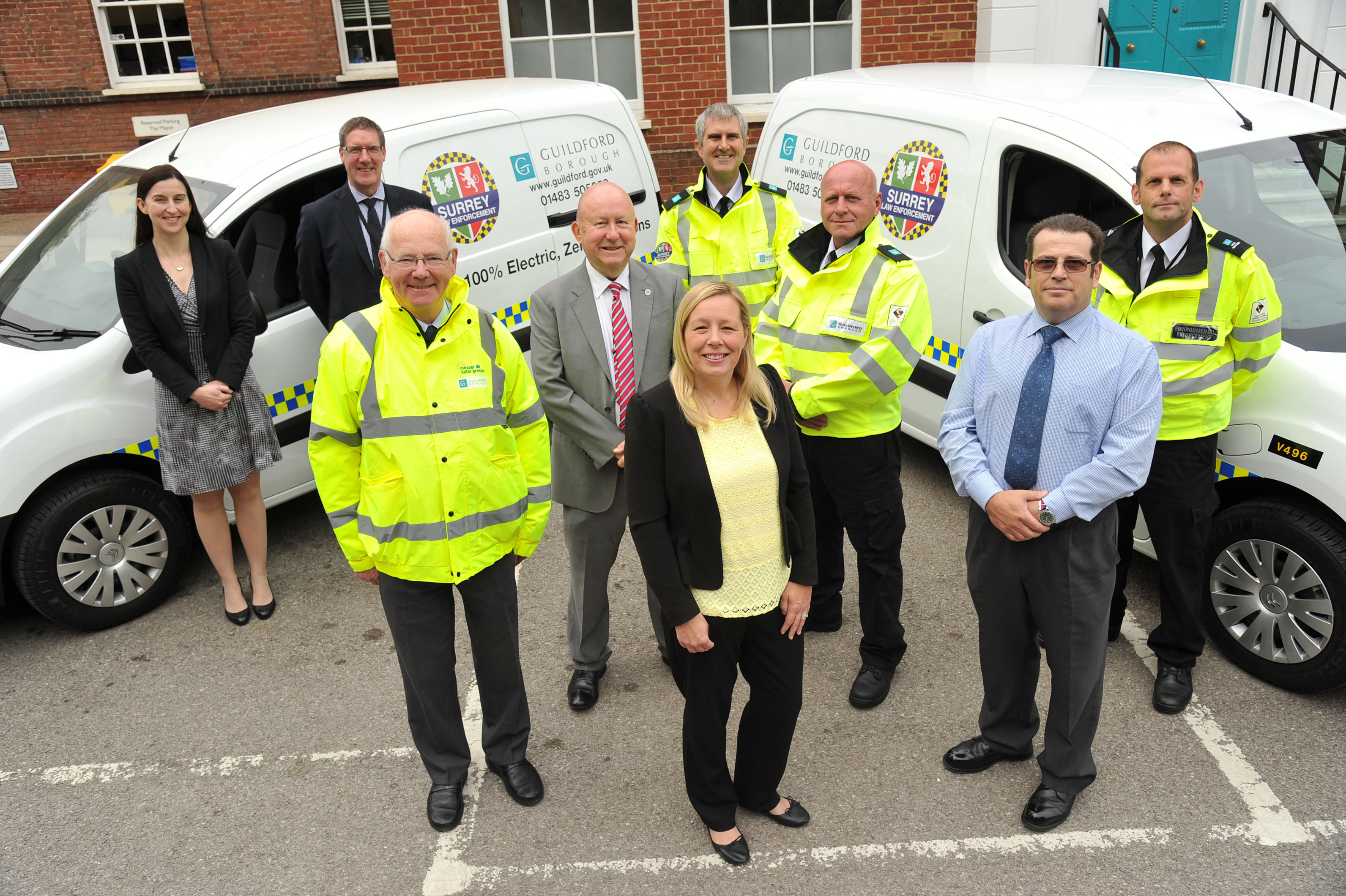 PCC and Joint Enforcement Team