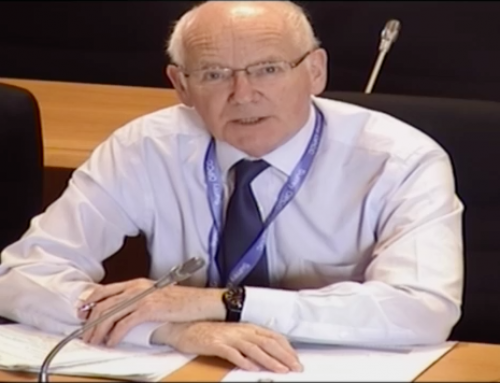VIDEO: PCC discusses latest crime stats & how Surrey Police plan to support residents