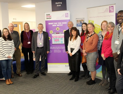 Reducing re-offending: New Guildford 'One Stop Shop' open for business!
