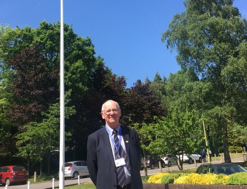 IDAHOBIT 2018: PCC David Munro's story