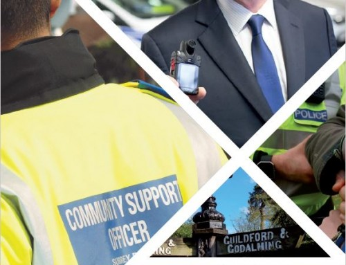 PCC launches refreshed Police and Crime Plan for Surrey