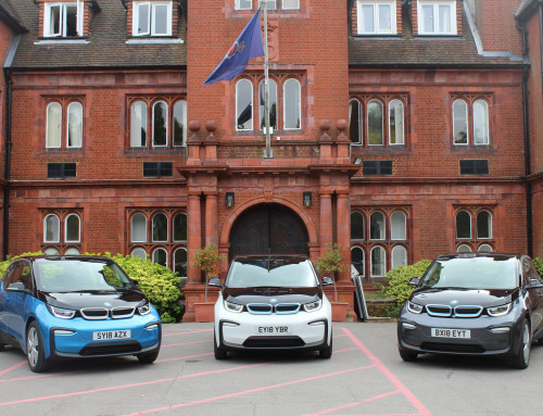 PCC unveils new electric cars joining Surrey and Sussex fleet