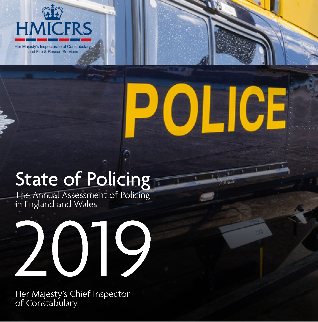 PCC says HMIC report is 'wake-up call' for national policing
