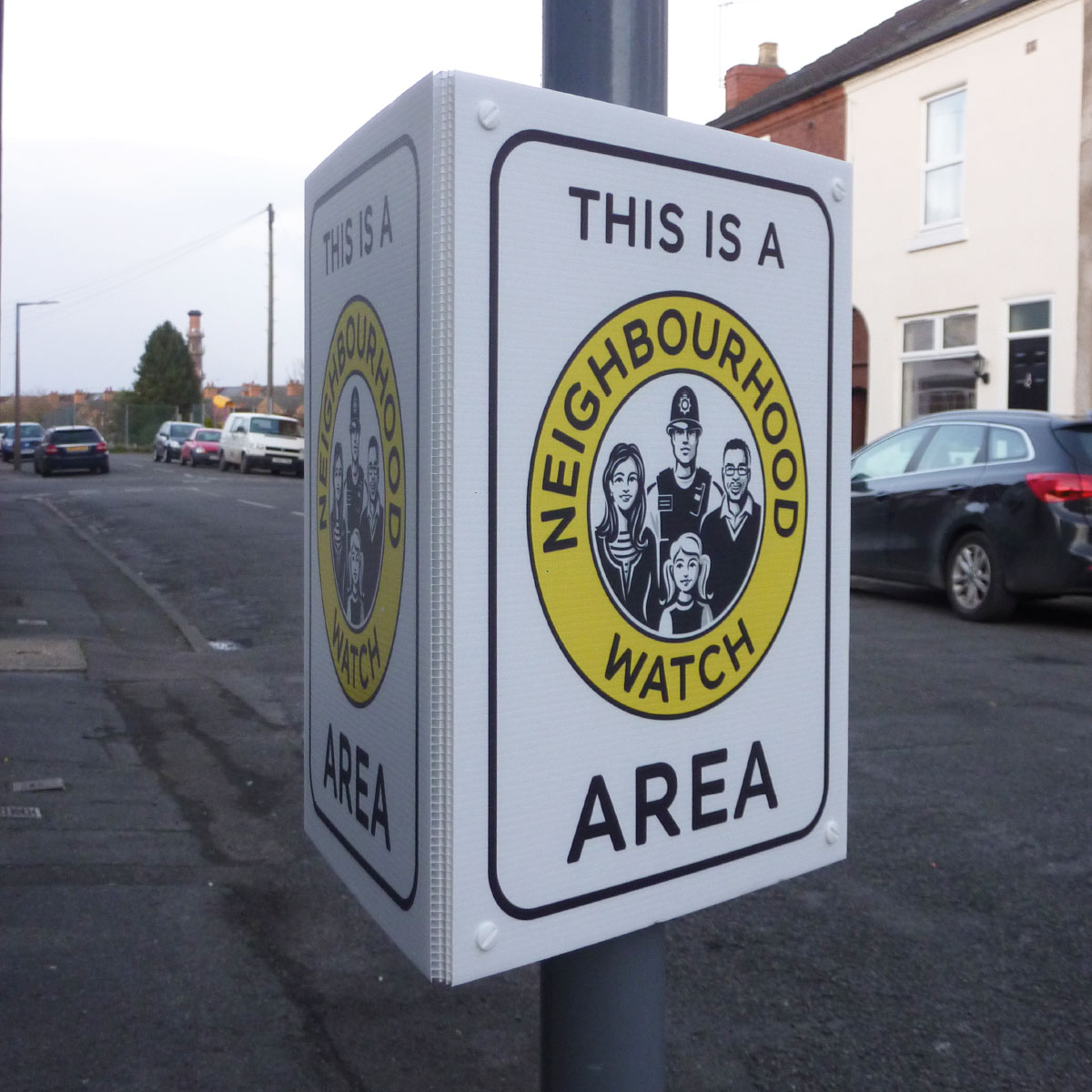 Neighbourhood Watch are the 'eyes and ears of our community'