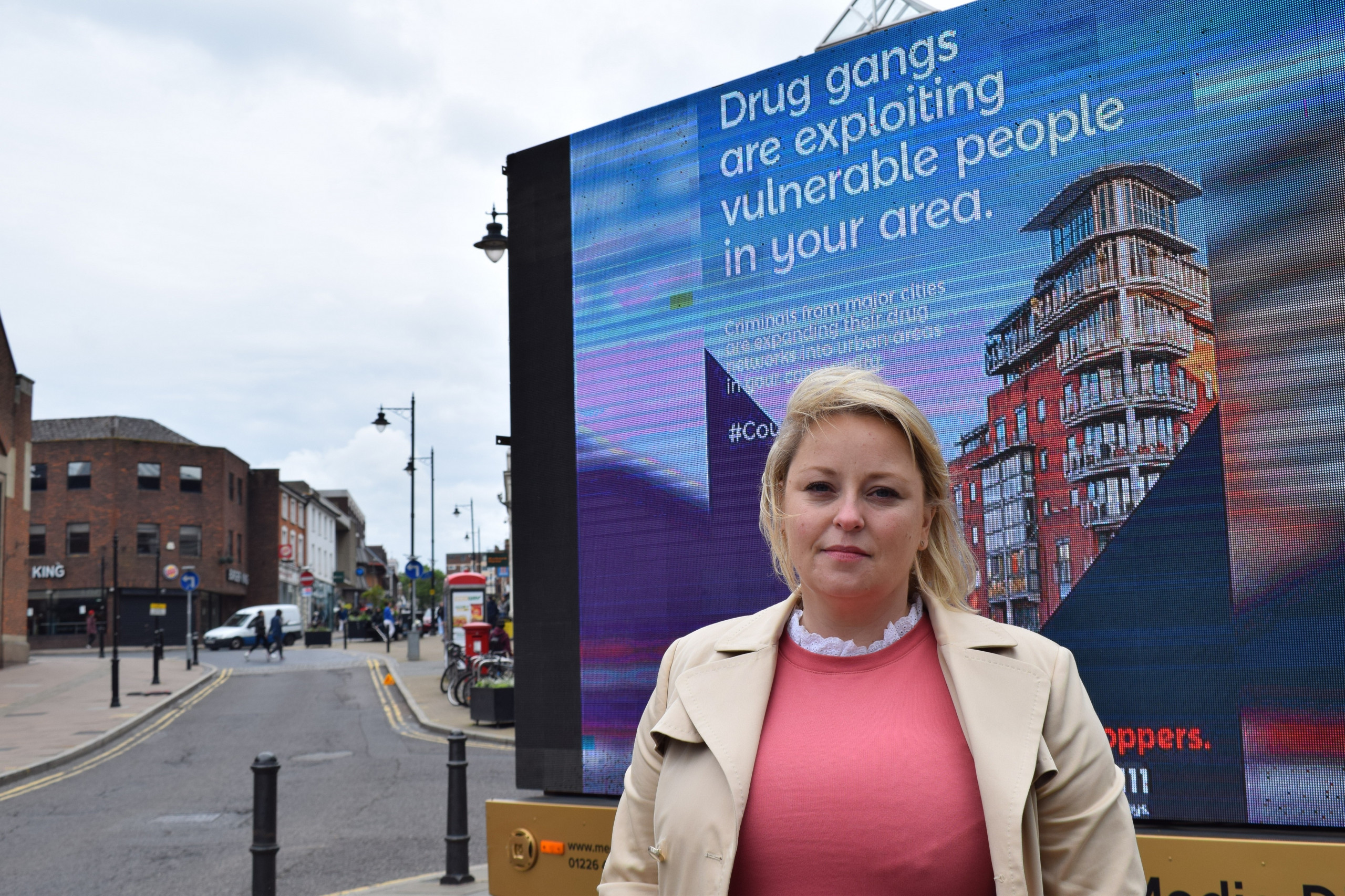 """""""We must drive criminal gangs and their drugs out of our communities in Surrey"""" – PCC Lisa Townsend hails 'county lines' crackdown"""