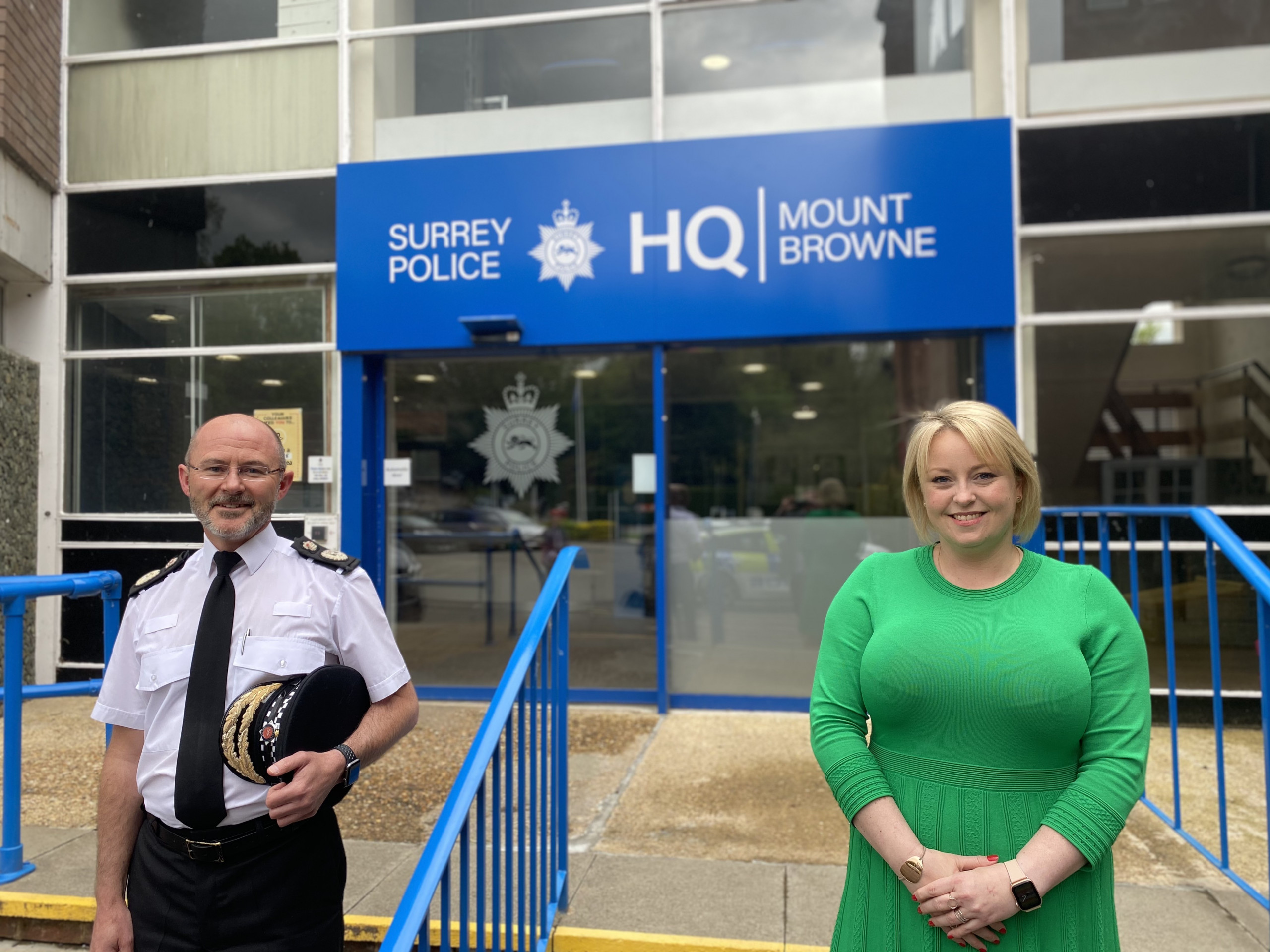 """""""Residents' views will be at the heart of my policing plans"""" – new PCC Lisa Townsend takes up office following election win"""