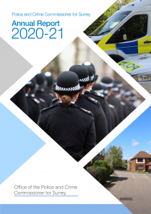 Surrey PCC Annual Report 2020-21