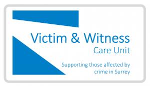 Victim Witness Care Unit Logo