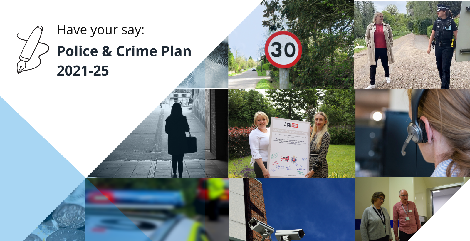 Commissioner wants to hear resident's views on policing priorities for Surrey